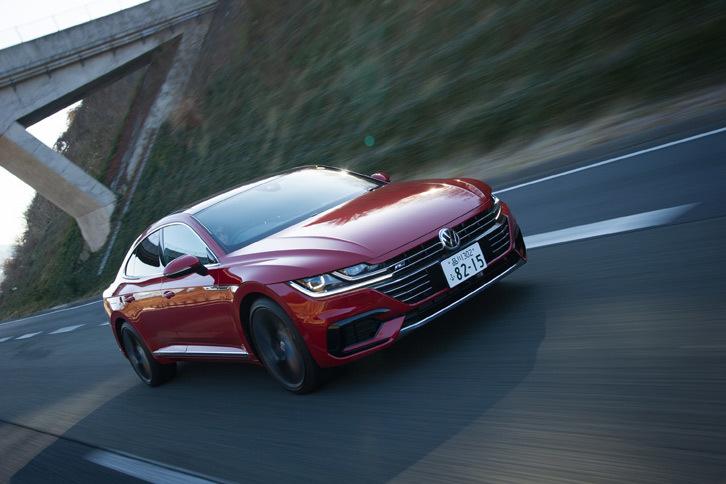 フォルクスワーゲン・アルテオンRライン4MOTIONアドバンス(4WD/7AT)【試乗記】