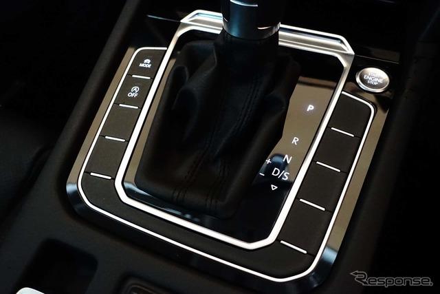 VW パサート TDI ハイライン