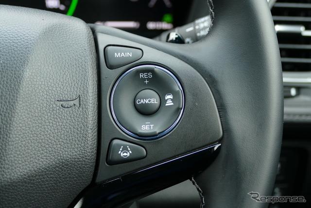 ホンダ ヴェゼル HYBRID Z Honda SENSING 4WD