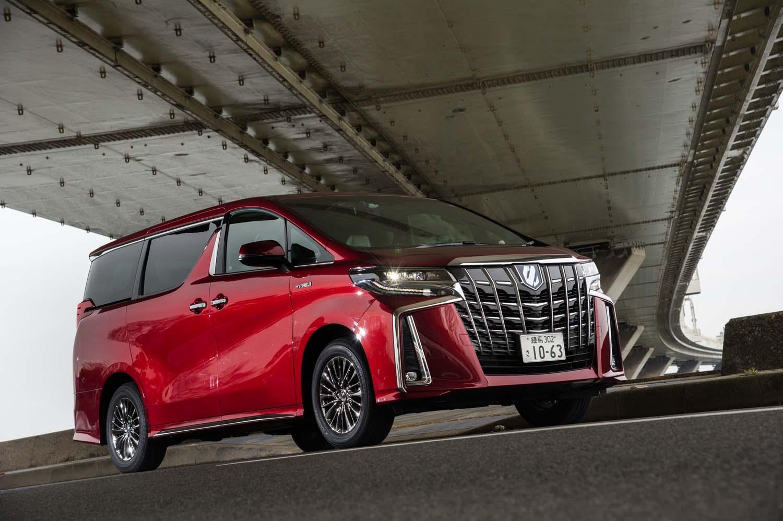 【試乗記】トヨタ・アルファード エグゼクティブラウンジS(4WD/CVT)