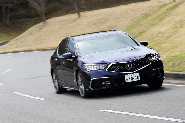 【試乗記】ホンダ・レジェンド ハイブリッドEX(4WD/7AT) | トヨタ自動車のクルマ情報サイト‐GAZOO