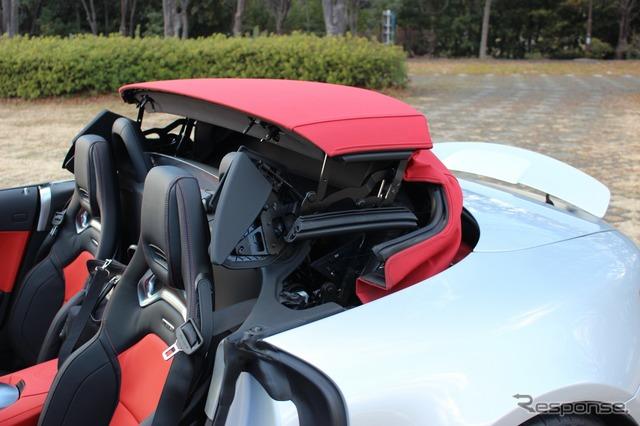メルセデスAMG GT Cロードスター