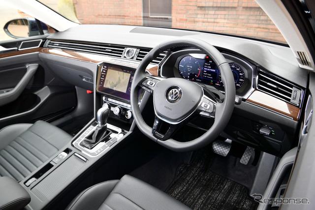 VW パサートTDI