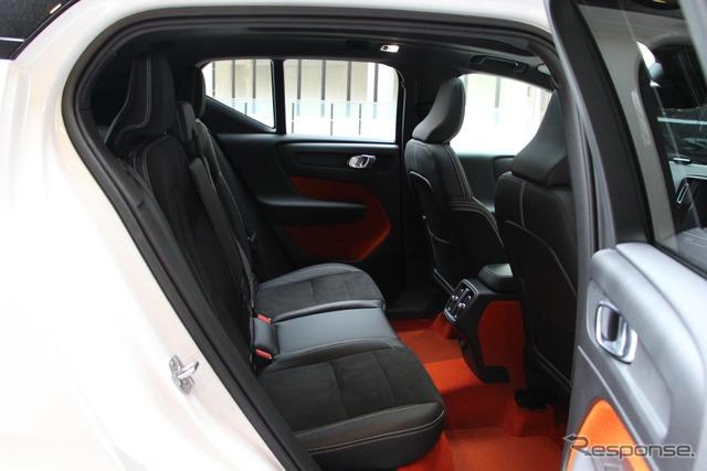 XC40 T5 AWD R-デザイン 1st エディション
