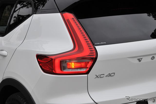 ボルボ XC40