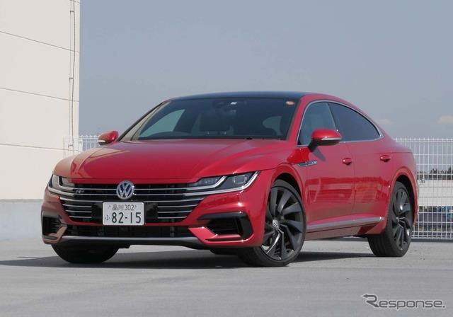 【VW アルテオン 試乗】費用対効果は高いが、あえてVWを選ぶことができるか…中村孝仁