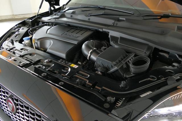 ジャガー E-PACE R-DYNAMIC HSE 2.0L P250