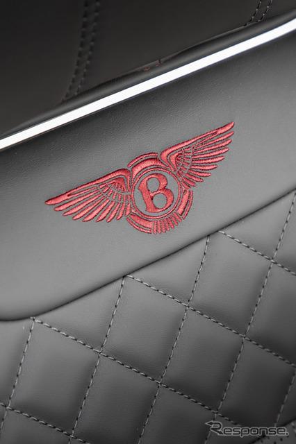 ベントレー ベンテイガV8