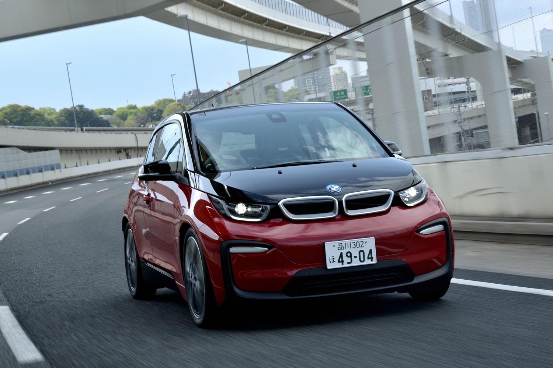 【試乗記】BMW i3ロッジ(RR)