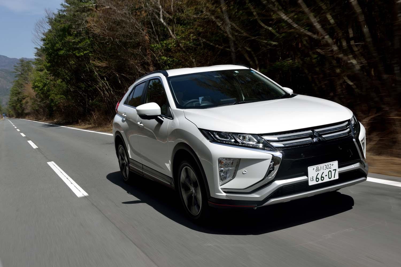 【試乗記】三菱エクリプス クロス Gプラスパッケージ(4WD/CVT)