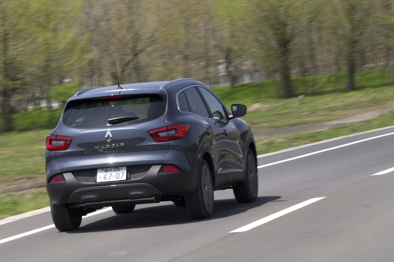 今回のテストでは高速道路を中心に600kmあまりを走行。満タン法の燃費は12.0km/リッターを記録した。