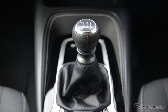 トヨタ カローラハッチバック プロトタイプ(富士スピードウェイ)