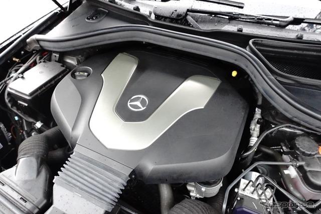 メルセデスベンツ GLE350d
