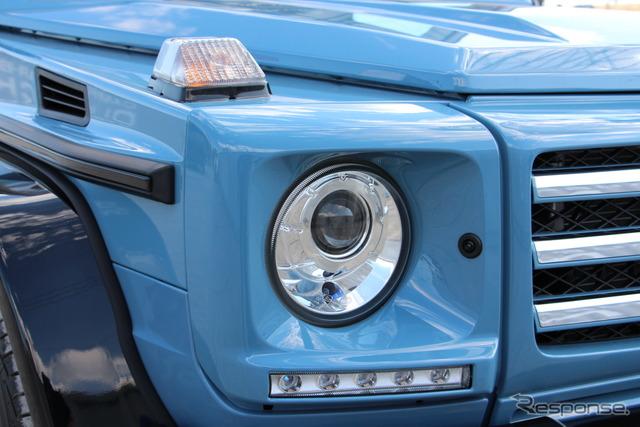 メルセデスベンツ Gクラス(G350d ヘリテイジエディション)