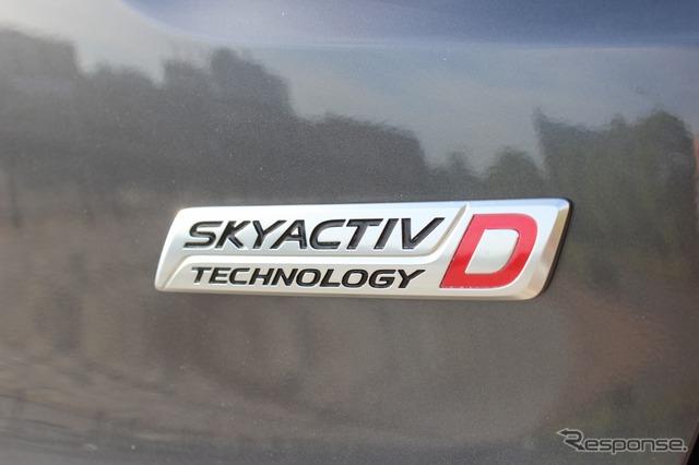 マツダ CX-3 SKYACTIV-D 1.8