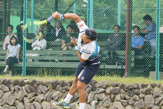第14回ポルシェ軽井沢フューチャーズ2018(シングルス準決勝)