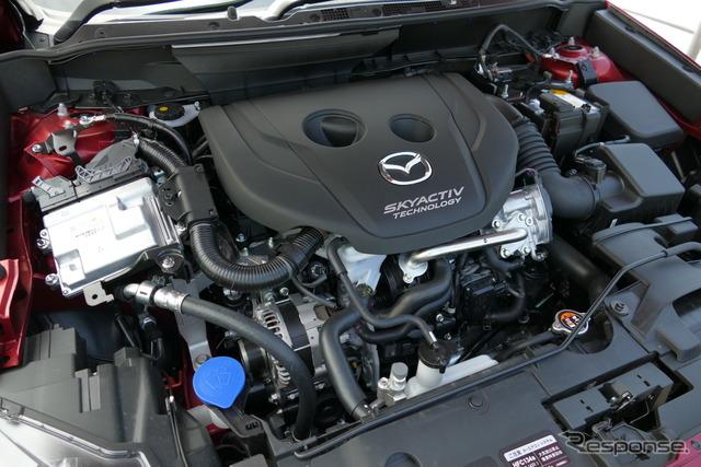 マツダ CX-3 XD Lパッケージ 4WD 6速ATモデル