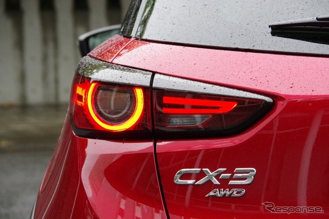 マツダ CX-3 改良新型