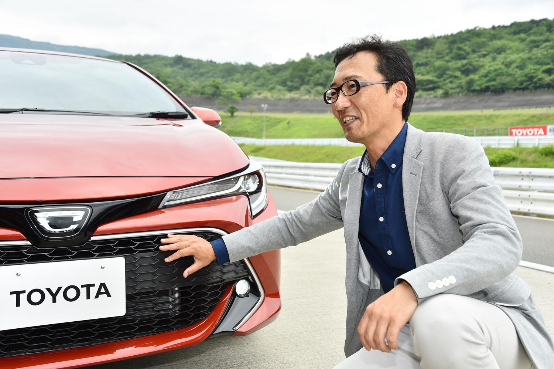 【開発者インタビュー】トヨタ・カローラハッチバック