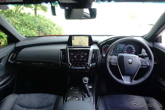 トヨタ クラウン 新型(RS)