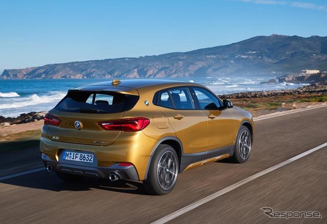 BMW X2(写真は海外仕様)