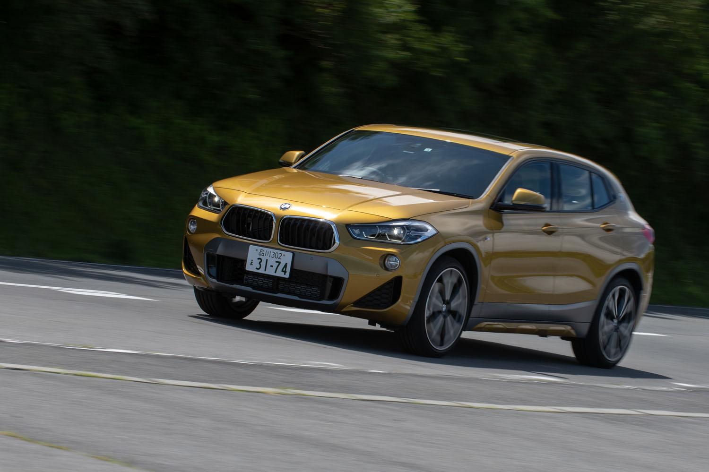 【試乗記】BMW X2 xDrive20i MスポーツX(4WD/8AT)