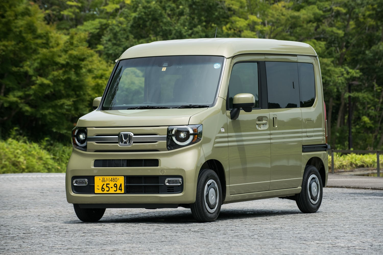 "「N-VAN」の開発コンセプトは「積む・運ぶ生活のために」。日本のプロフェッショナルを支える""軽バン新基準""を目指して開発が進められた。"