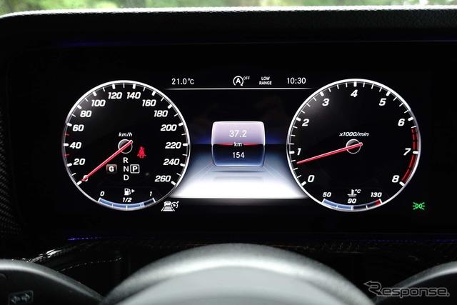 メルセデスベンツ Gクラス(G550)新型