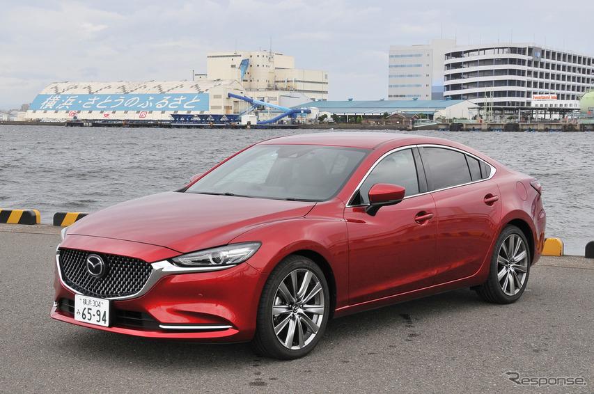 Mazda Atenza Sedan Improvement New Model (25S L package)