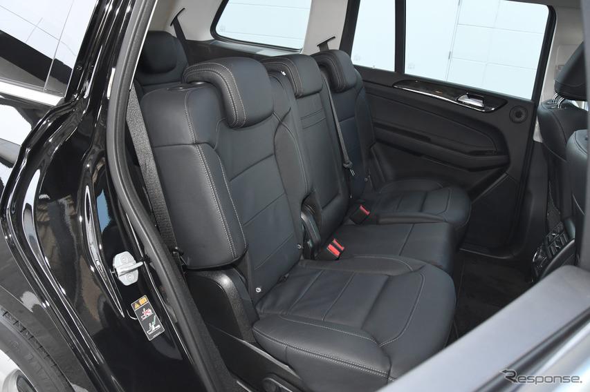 メルセデスベンツ GLS 350d 4マチック