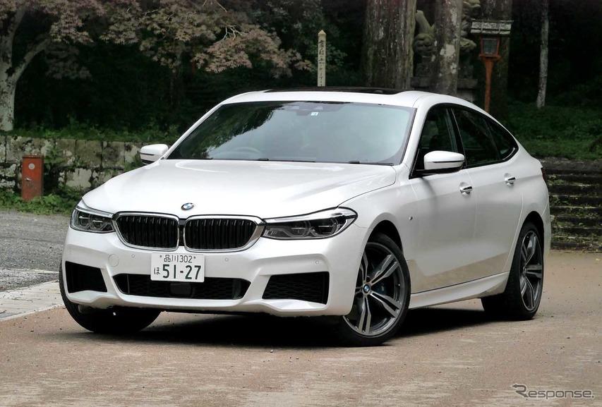 【BMW 6シリーズ グランツーリスモ 試乗】まあ、何と贅沢なクルマなんでしょ!…中村孝仁