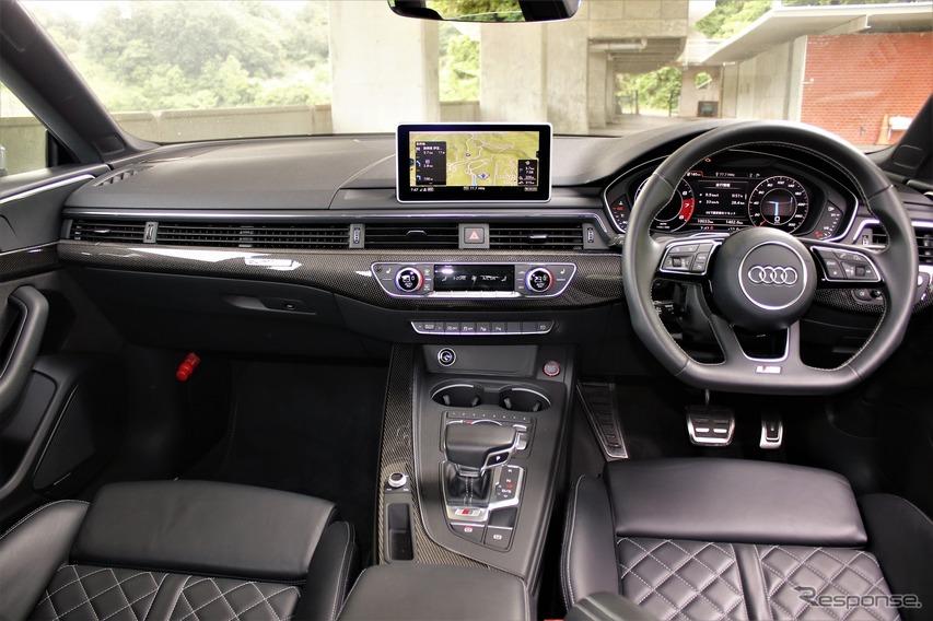 アウディ S5スポーツバック 新型