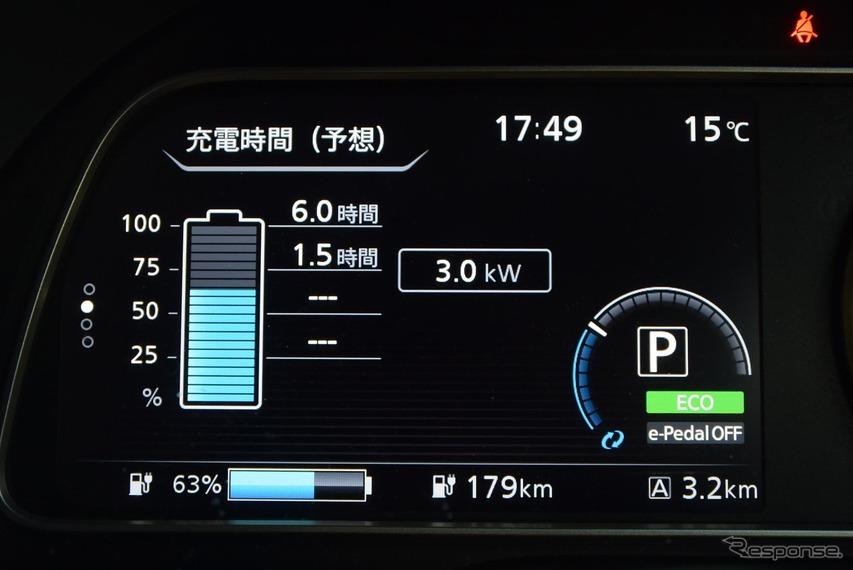 【日産 リーフ 新型 3300km試乗】EVでの超長距離ドライブはアリか、ナシか[後編]