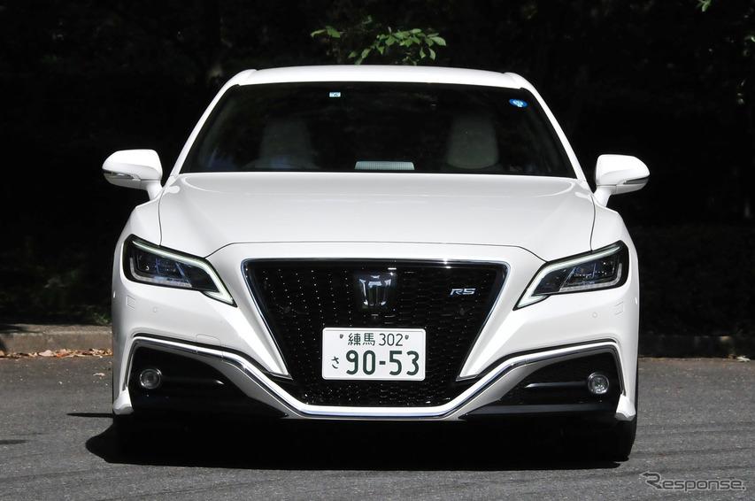 トヨタ クラウン 新型(2.0 RS)