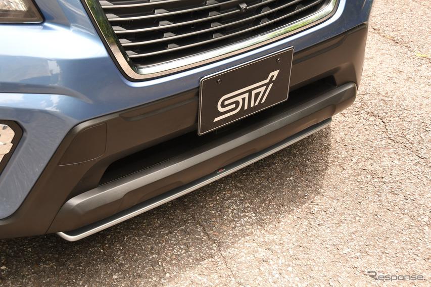 フォレスター STIチューンモデル