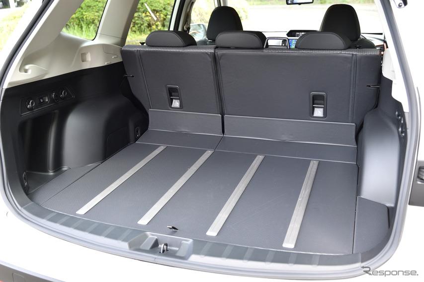 スバル フォレスター 新型