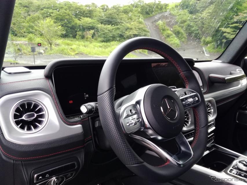 メルセデスベンツ Gクラス 新型(G550)