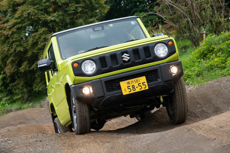【試乗記】スズキ・ジムニーXC(4WD/5MT)/ジムニーシエラJC(4WD/4AT)