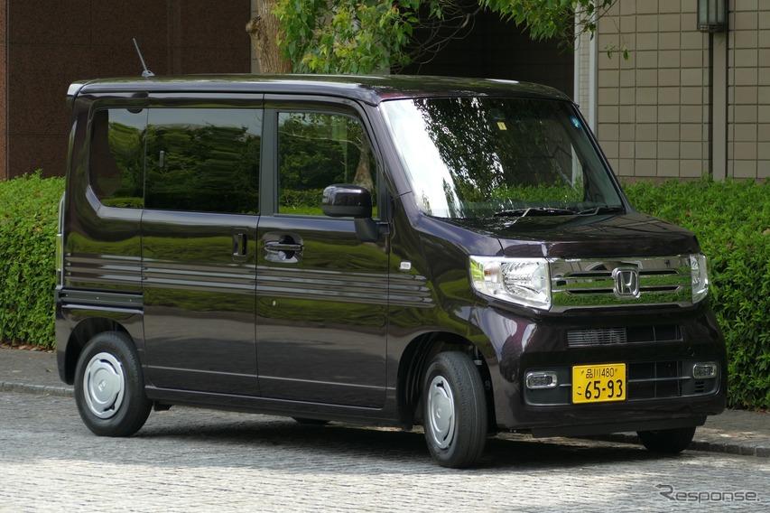 ホンダ N-VAN +STYLE COOL Honda SENSING