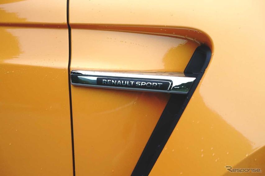 ルノー メガーヌR.S. 新型
