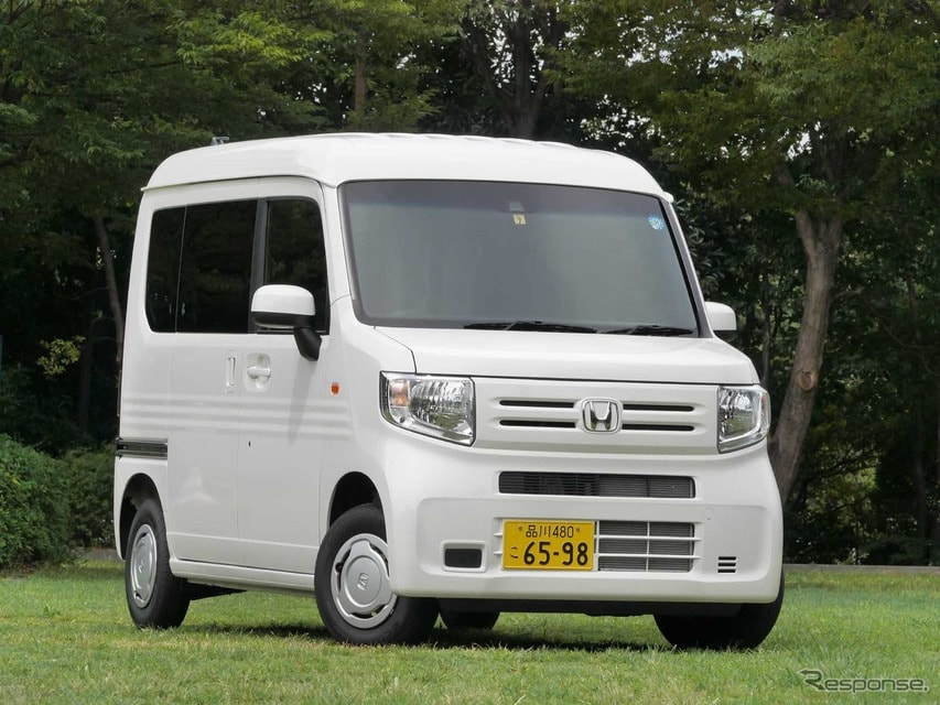 ホンダ N-VAN L