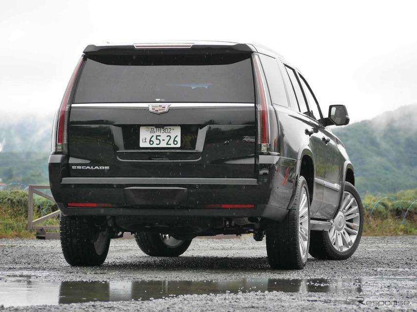 キャデラック エスカレード 新型
