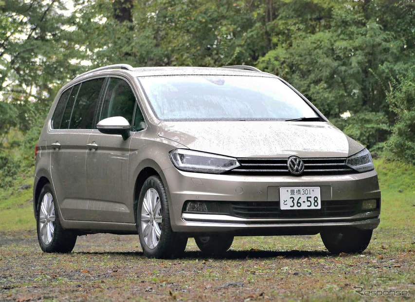 【VW トゥーラン 新型試乗】ディーゼルを得て商品力を高めたのは間違いない…中村孝仁