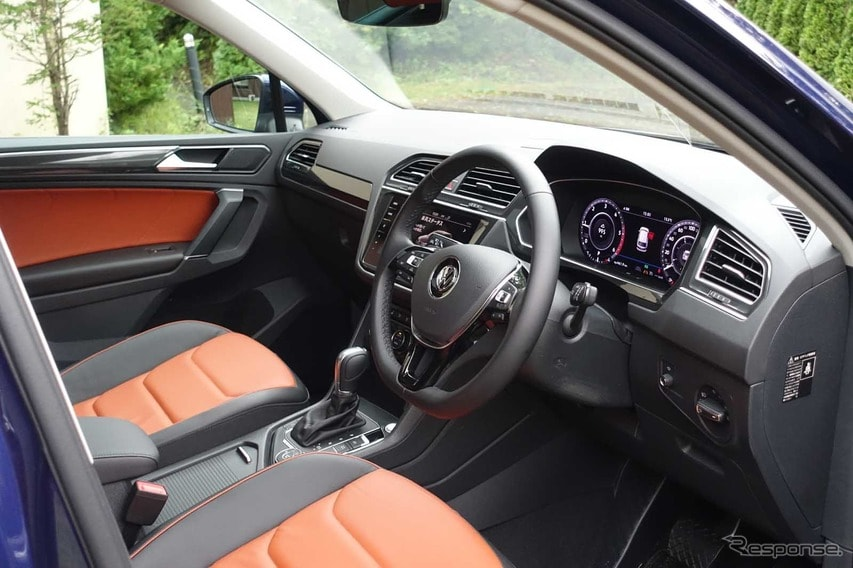 VW ティグアン TDI