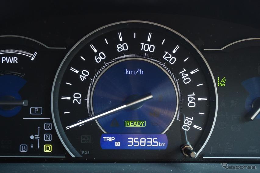 総走行距離3583.5km。ユーザーフレンドリーなミニバンだという印象は最後まで持続した。