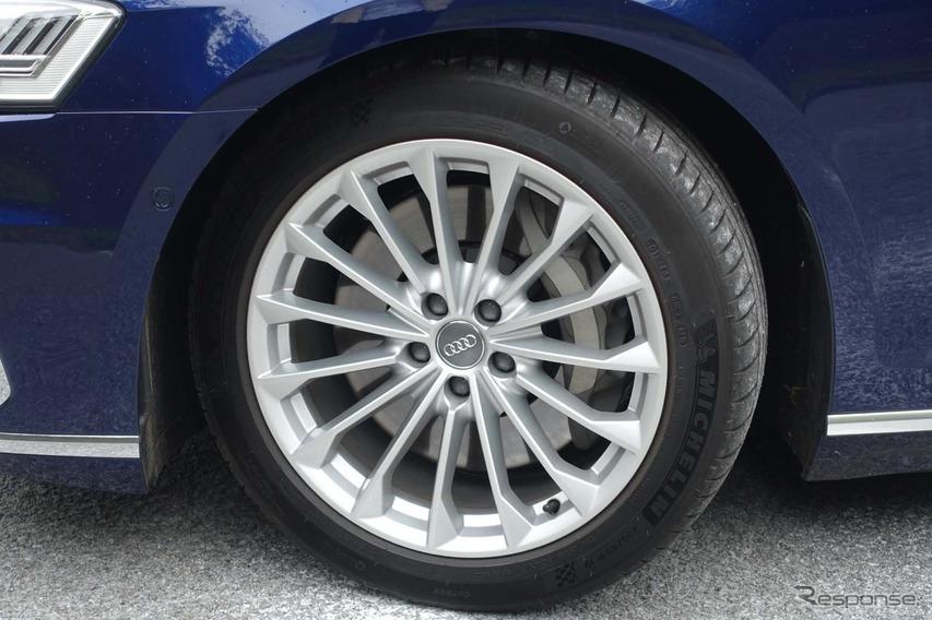 アウディ A8 新型