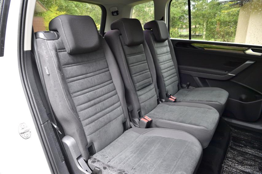VW ゴルフ トゥーラン 新型