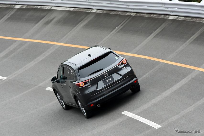マツダ CX-8 改良新型(25S プロアクティブ)
