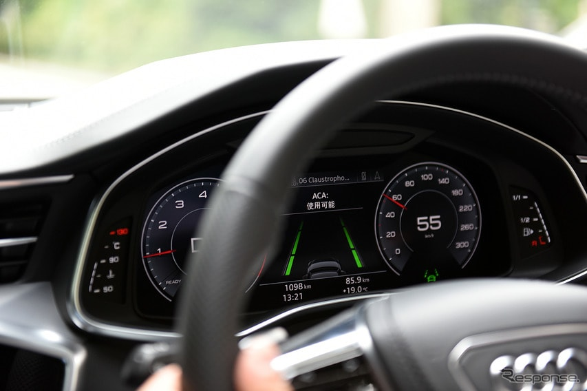 アウディ A7スポーツバック 新型