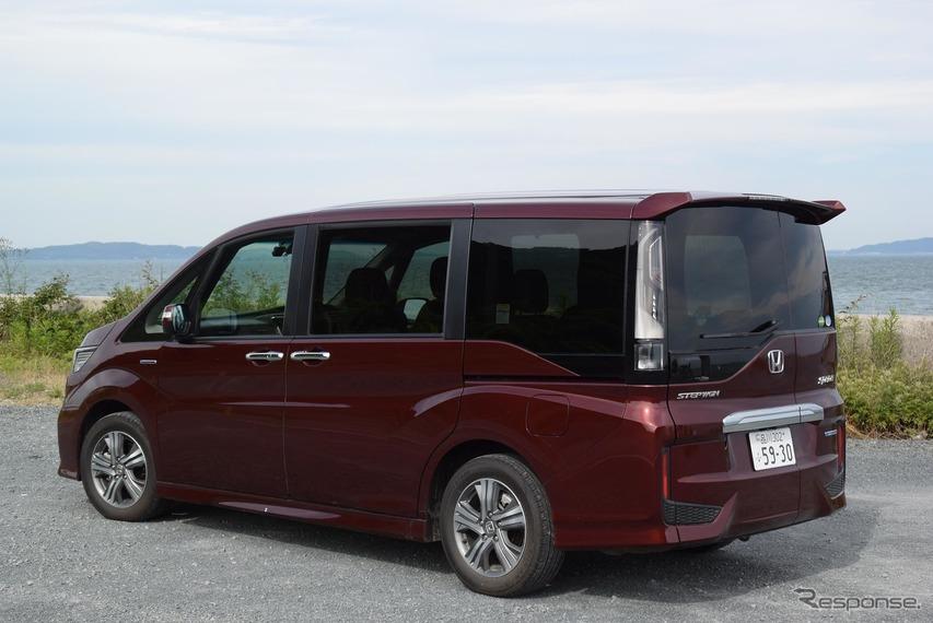 ステップワゴン スパーダ ハイブリッドG・EX ホンダセンシング。